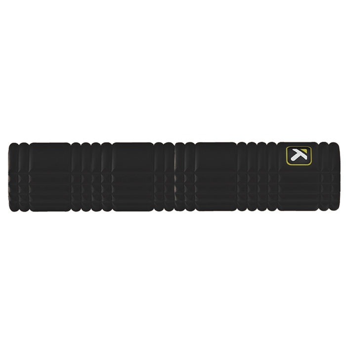 The Grid / Triggerpoint - The Grid Foam Roller Large 2.0 - zwart - 66 x 12,7cm