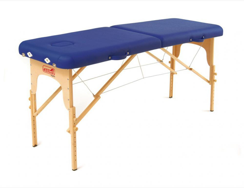 ALLproducts Sissel - Basic - draagbare massagetafel - incl. draagtas