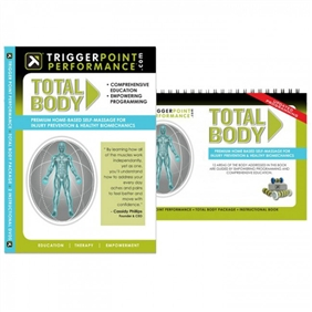 The Grid / Triggerpoint - Trigger Point: Total body bundle ( DVD & Guidebook)