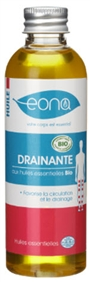 Eona - Bio Drainerende massage-olie 100ml