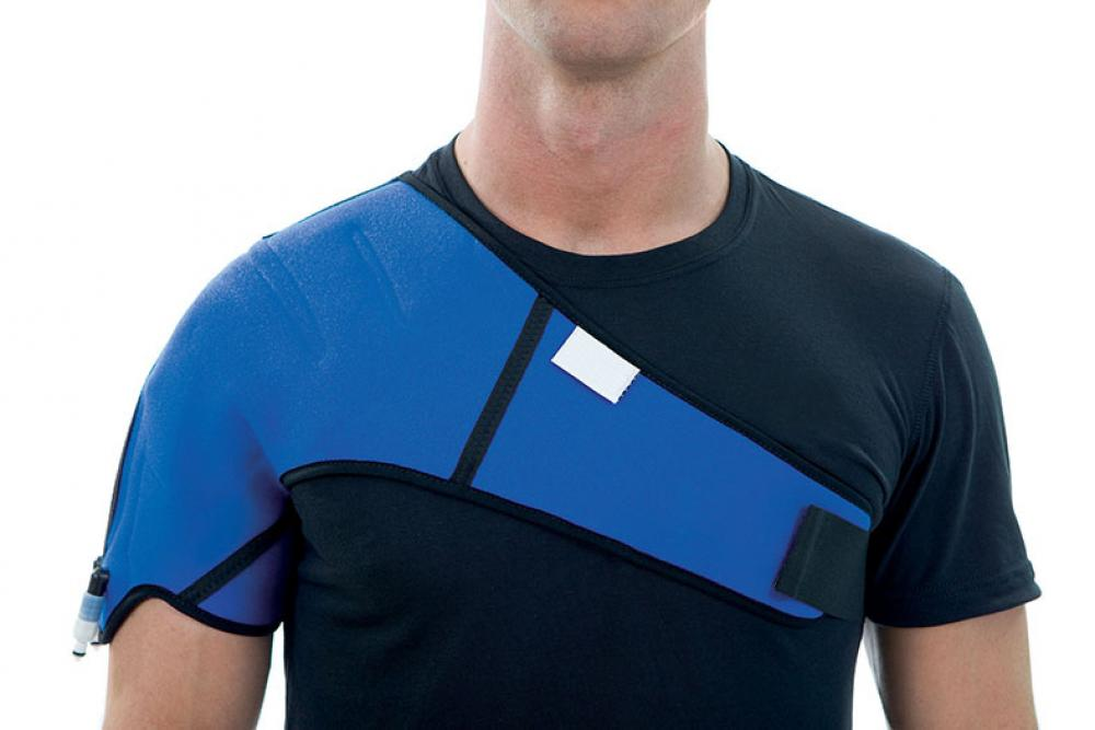 Kinetec - Kinetic Kooler: Schouder Pad Large